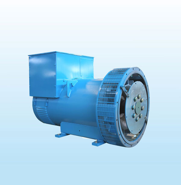 360-550KW pure copper brushless generator