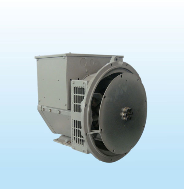 6.5-12.8KW pure copper brushless generator
